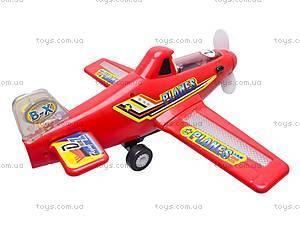 Самолетик детский «Летачки», DZ1229, фото