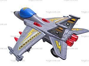 Самолетик музыкальный, 2065C, игрушки