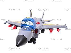Самолетик музыкальный, 2065C, детские игрушки