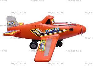 Самолетик музыкальный «Летачки», DZ1228, фото