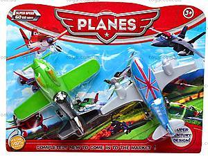 Самолетики в наборе «Летачки», S507-4