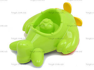 Детская игрушка «Самолёт-поезд», 02-315, фото
