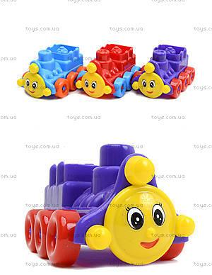 Детская игрушка «Самолёт-поезд», 02-315