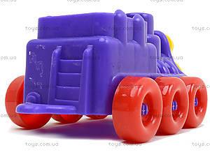 Детская игрушка «Самолёт-поезд», 02-315, цена