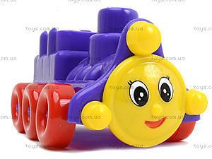 Детская игрушка «Самолёт-поезд», 02-315, игрушки