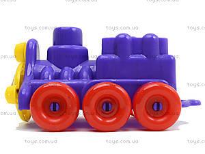 Детская игрушка «Самолёт-поезд», 02-315, детские игрушки
