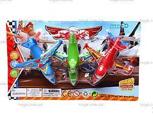 Самолеты детские из мультфильма «Летачки», 911-379T