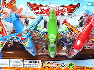Самолеты детские из мультфильма «Летачки», 911-379T, купить