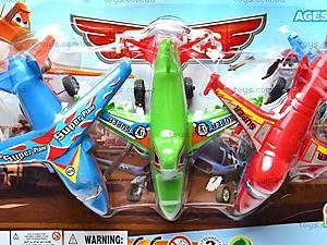Самолеты детские из мультфильма «Летачки», 911-379T, фото