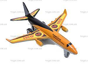 Самолёт инерционный, 2 вида, 599-1, купить