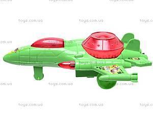 Самолёт инерционный Ben10, 388, магазин игрушек