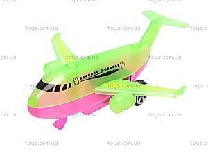 Самолёт инерционный, в четырех видах, 0938B-1, купить