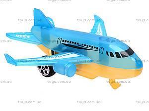Самолёт инерционный, в четырех видах, 0938B-1, отзывы