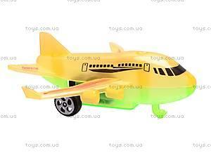 Самолёт инерционный, в четырех видах, 0938B-1, цена