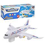 """Самолёт на батарейках """"Airbus"""" (W248-13), W248-13, купить"""