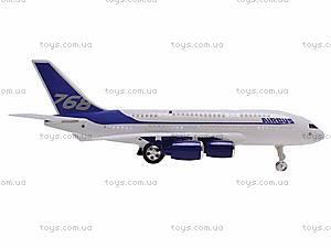 Самолётик заводной, 768-2, фото