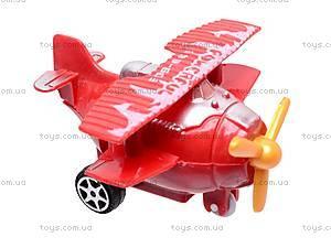 Самолётики инерционные в двух видах, 399-603, магазин игрушек