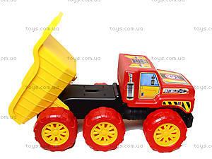 Большой игрушечный самосвал «Технок», 4203, купити