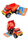 Самосвал типа Hot Wheels, 2438