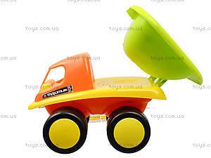 Самосвал «Пузатик», 5024, детские игрушки