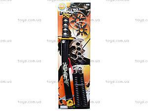 Игровой самурайский набор «Ниндзя», 84118424, отзывы
