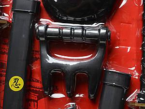 Самурайский набор оружия Ninja, RZ1217, отзывы