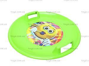 Сани-тарелка «Snow plate», , фото