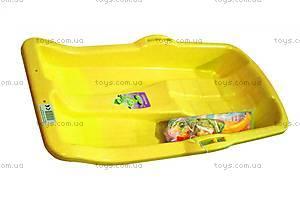 Санки детские с тормозами, SUNTB-TP-TR-TG-TY, купить