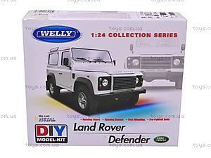 Сборная коллекционная модель Land Rover Defender, 22498KB, фото