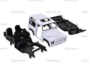 Сборная коллекционная модель Land Rover Defender, 22498KB, отзывы
