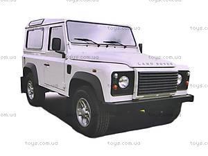 Сборная коллекционная модель Land Rover Defender, 22498KB