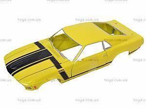 Сборная модель машинки Ford Mustang, 22088KB, отзывы