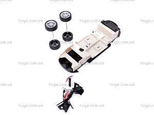 Сборная модель машинки Jaguar, масштаб 1:24, 22470KB, фото