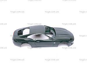 Сборная модель машинки Jaguar, масштаб 1:24, 22470KB, цена