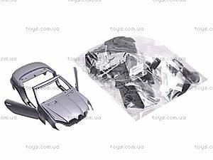 Сборная модель машинки Mercedes Benz, масштаб 1:24, 22462C-KB, купить