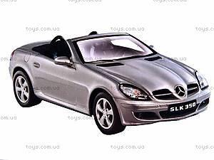 Сборная модель машинки Mercedes Benz, масштаб 1:24, 22462C-KB, отзывы