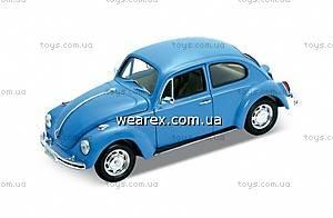 Сборная модель машинки Volklswagen Beetle, 22436KB, купить