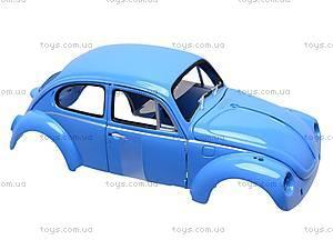 Сборная модель машинки Volklswagen Beetle, 22436KB, отзывы