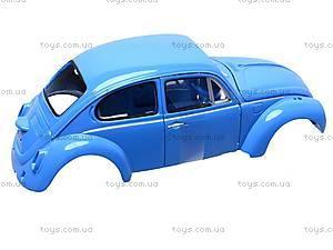 Сборная модель машинки Volklswagen Beetle, 22436KB, игрушки