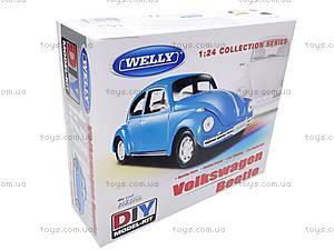 Сборная модель машинки Volklswagen Beetle, 22436KB