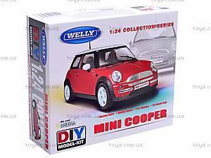 Сборная модель Mini Cooper, 22075KB, купить