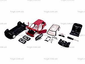 Сборная модель Mini Cooper, 22075KB