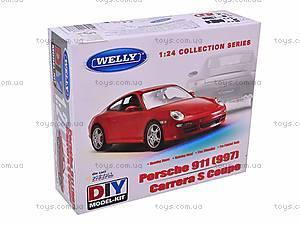 Сборная модель Porsche Carrera Coupe, 22477KB, отзывы