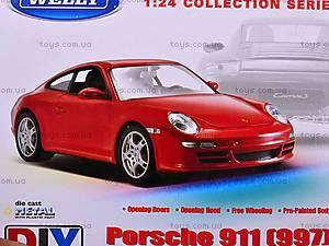 Сборная модель Porsche Carrera Coupe, 22477KB, игрушки