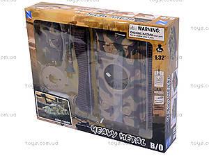 Сборная модель танка KING TIGER, 61515, купить