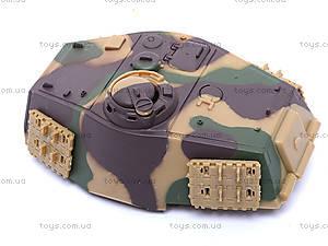 Сборная модель танка KING TIGER, 61515, детские игрушки