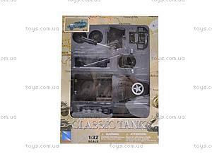 Сборная модель танка M16, 61565, магазин игрушек