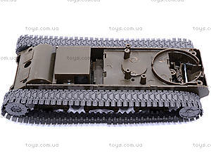 Сборная модель танка SHERMAN M4A3, 61535, детские игрушки