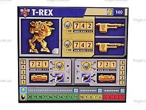 Сборная модель «Тирекс», 98, игрушки
