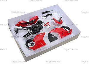 Сборный мотоцикл Ducati 1198, 57145A, купить